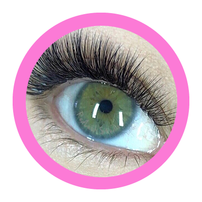 Eyelash Extensions Salon Hush Lashes
